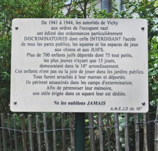 Vera Botterbusch, Am anderen Ende der Geschichte, Paris - eine Erinnerung