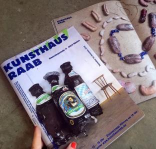 Magazin Kunsthaus Raab