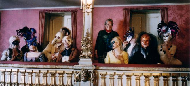 Vera Botterbusch - Cuvilliés-Theater