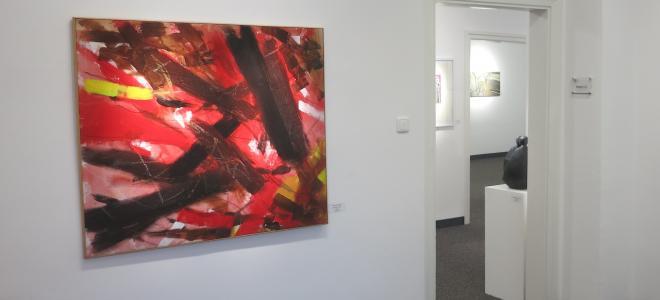 IM LICHT Galerie im Alten Rathaus, Prien - Raumansicht