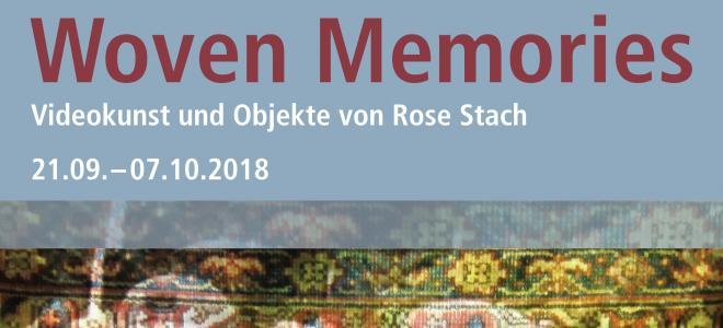 Rose Stach - Buronale Videokunstpreis 2018