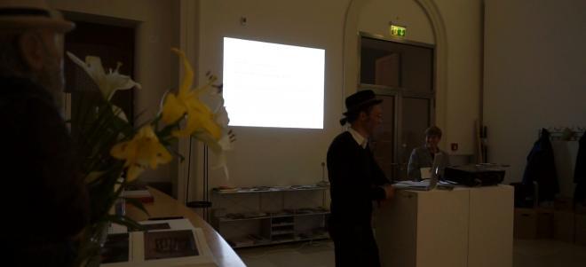 Vortrag Kunst im öffentlichen Raum