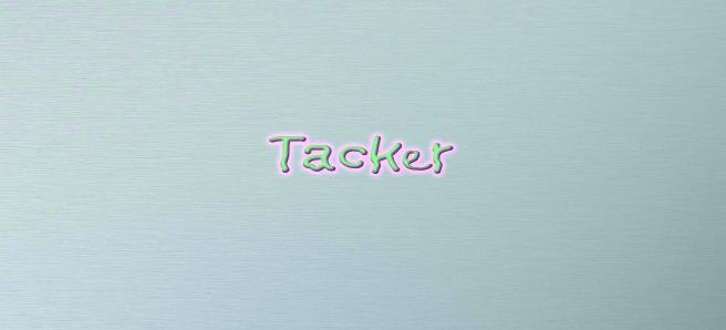 Tacker 2019