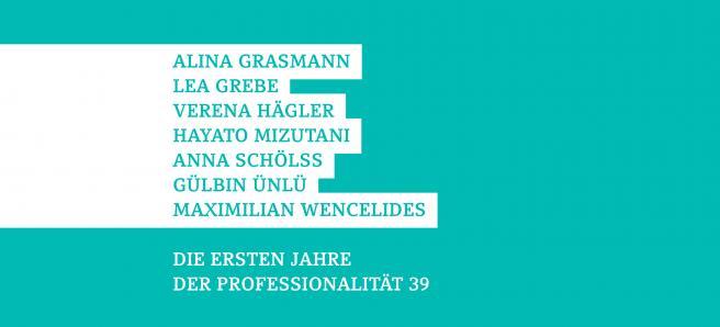 Die Ersten Jahre der Professionalität 39