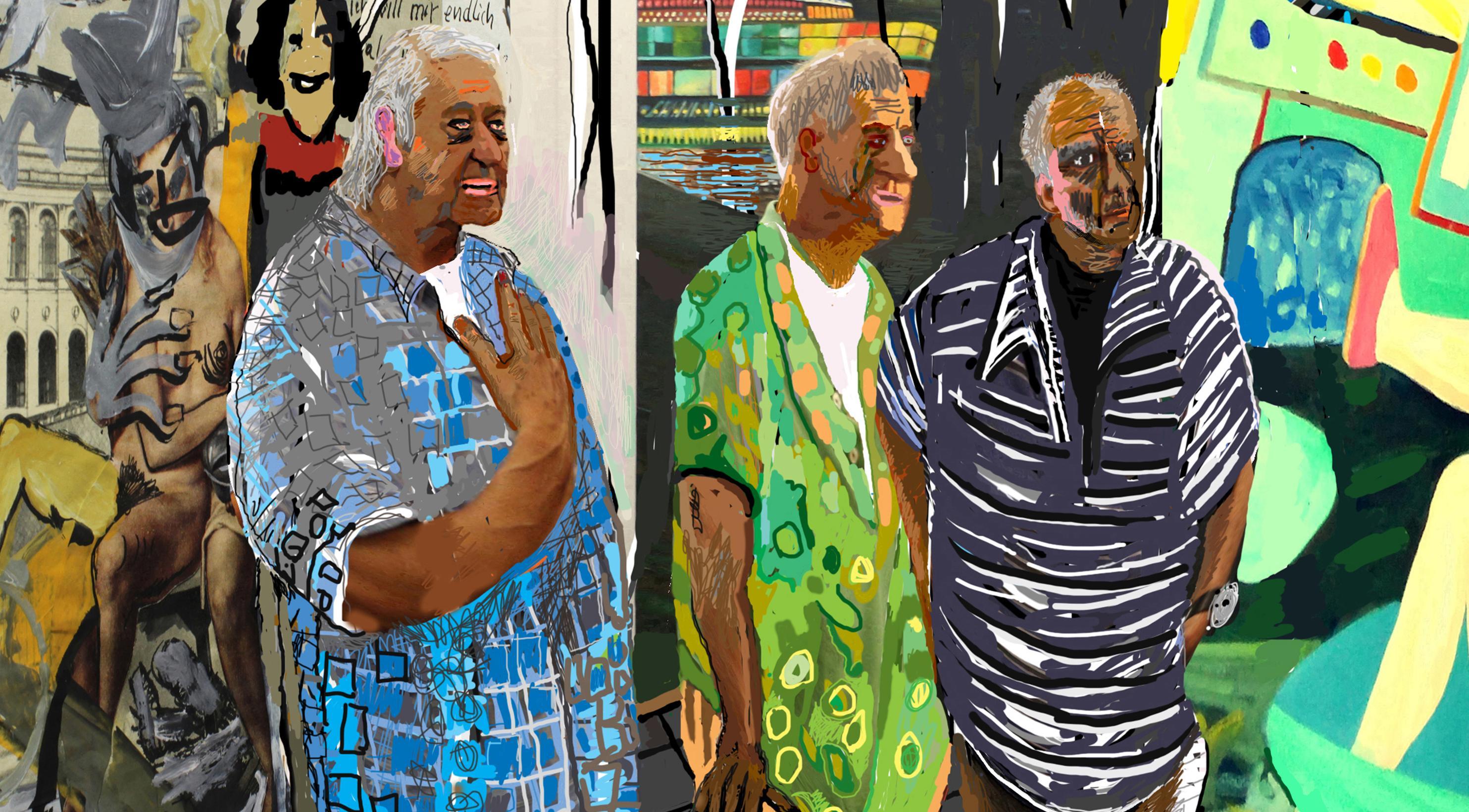 King Kong Kunstkabinett - Die Künstler sind anwesend 2019